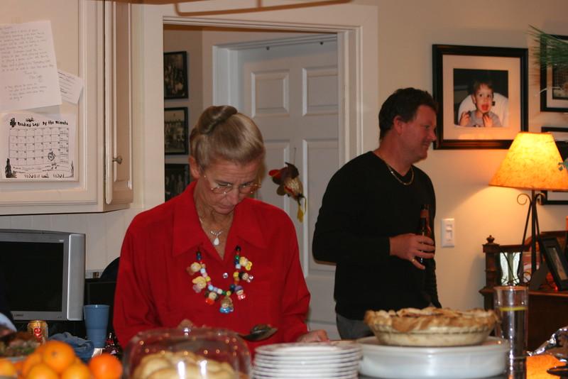 Maxine and Bob