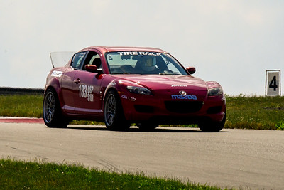2020 SCCA TNiA June Pitt Race Adv Red RX8
