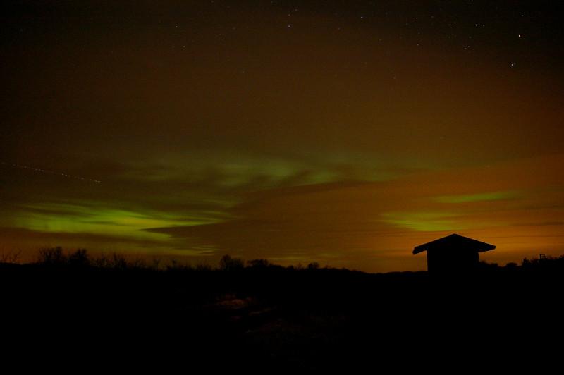 Northern Lights<br /> Dec 2006