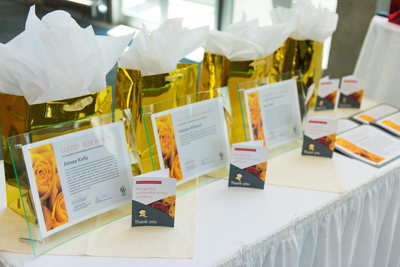 Rose Award Ceremony - 7/25/16