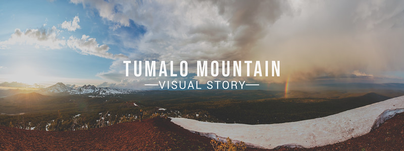 Tumalo Mountain Visual Story