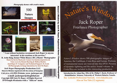 Nature's Window DVD