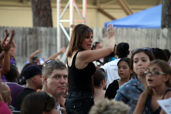 State Fair Zendaya Concert 07 27 13