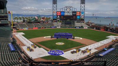 2018 SFSU COMMENCEMENT AT&T Park