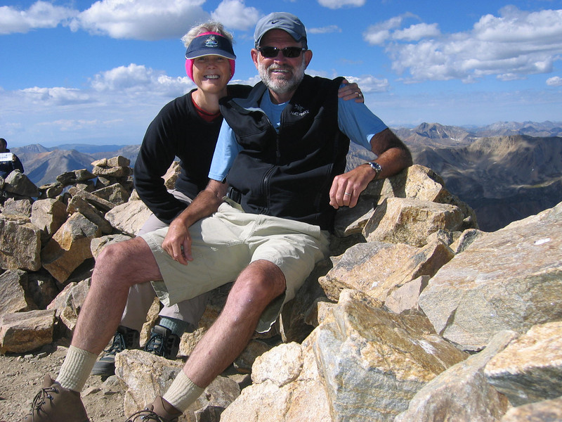 mkay, walt stinson, mt elbert summit