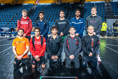 Podium and Awards - 2020 Southern Scuffle - 1/2/20
