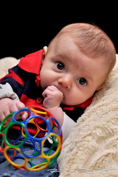 Nash Malkov - 4 Months Old