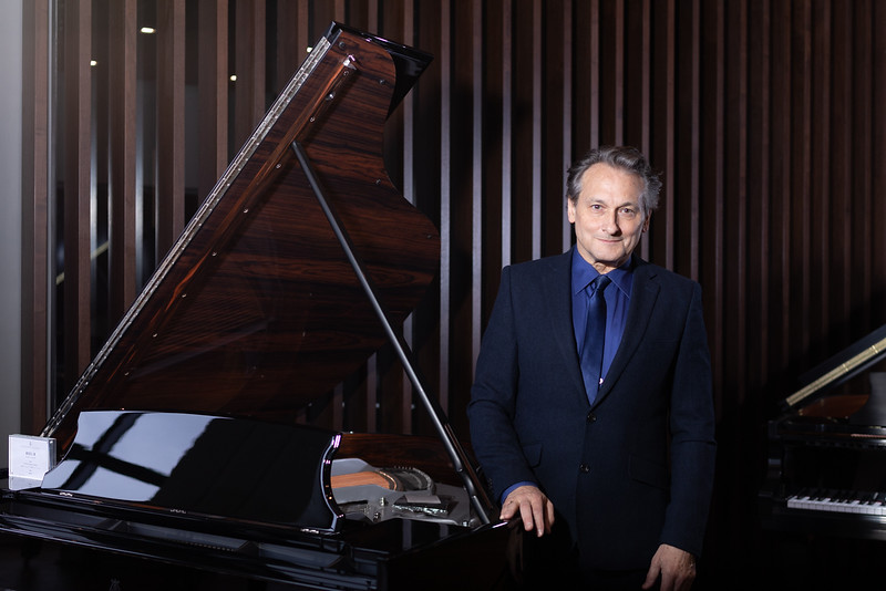 Christopher O'Riley at Steinway