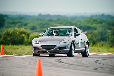 13 Silver Mazda RX8