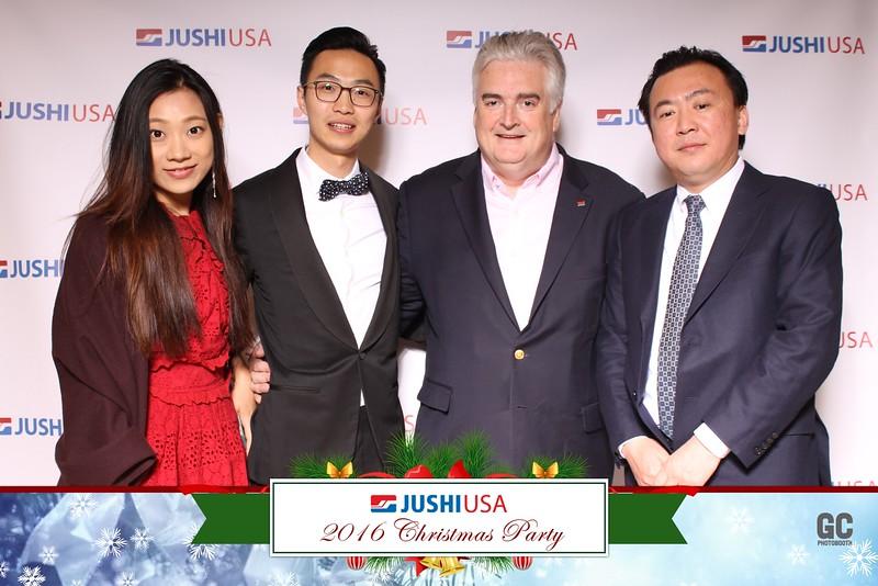 Jushi USA Holiday Party