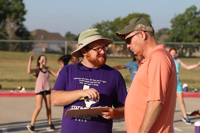 2015 08 03 Band Camp Week 1