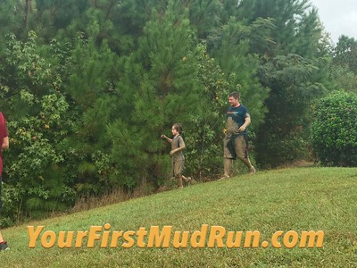 Pictures: 2017 Your First Mud Run at ACA Home & School in North Carolina 10/08/2017