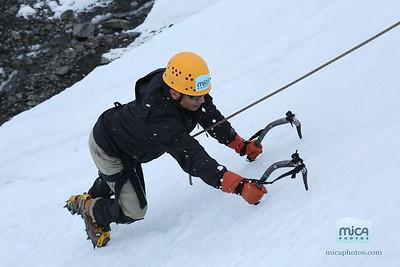 Chris - Ice Climb