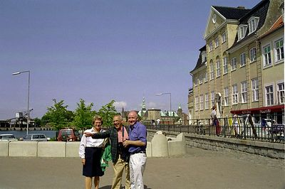 Garrigues and DeConinck Scenes- Copenhagen 1992