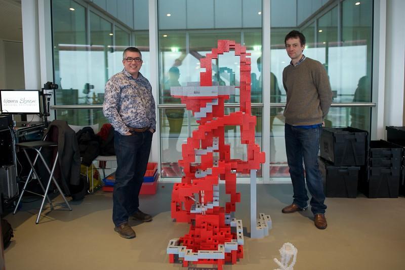 Arcelor Mittal Lego