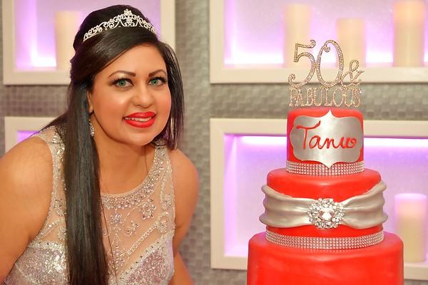 Tanuja's 50th Birthday Celebration