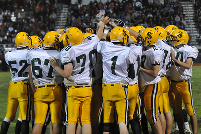 Varsity Football @ ADM 2010