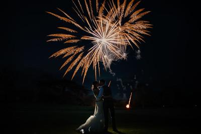 Aisha + Rory - Stubton Hall Wedding