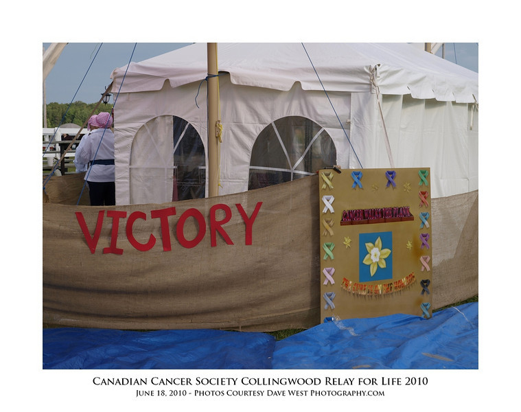 Canadian Cancer Society Relay for Life Collingwood 2010  1.jpg