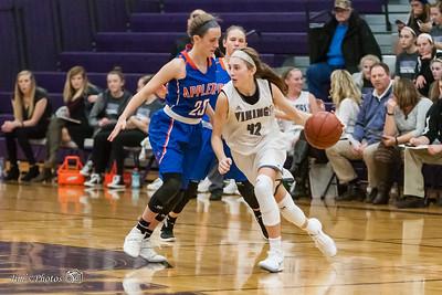 HS Sports - Stoughton Girls Basketball [d] Nov 18, 2017
