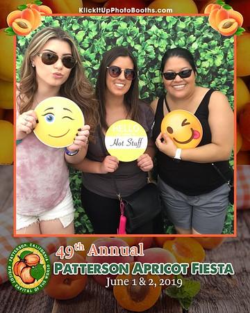 Apricot Fiesta