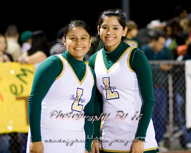 Lyford Football Vs Raymondville - 11/7/2008 - Pre Game