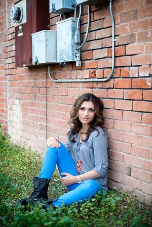 Izzy Senior Photos