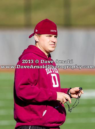 11/16/2013 - Boys Varsity Football - Milton vs Dexter (Tom Flaherty Bowl)