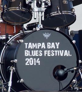 TAMPA BAY BLUES FESTIVAL 2014