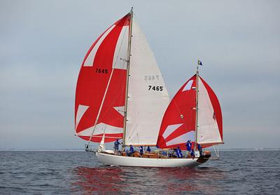 McNish Classic Yacht Race 2016