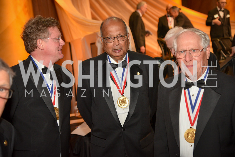 Dr. Jaap Haartsen, Dr. Arogyaswami Paulraj, Dr. Don Keck National Inventors Hall of Fame, Induction at the National Building Museum, May 3, 2018-8979.JPG