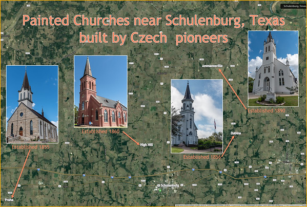 Oct 2018 Tour of Painted Churches