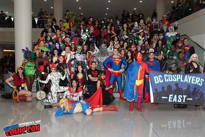 NY Comic Con 2018 DC Universe (Fri)