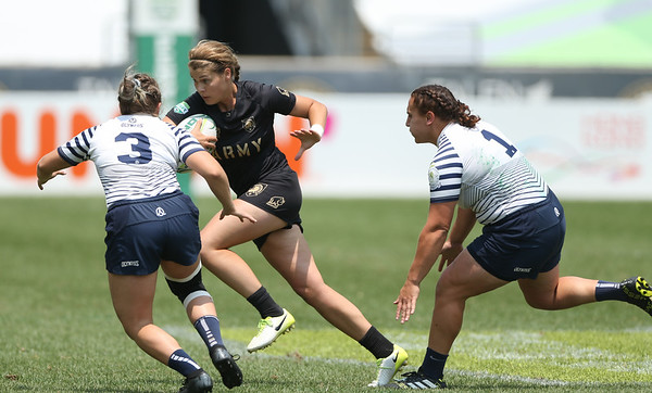 Army Women's Rugby vs Penn State 190602