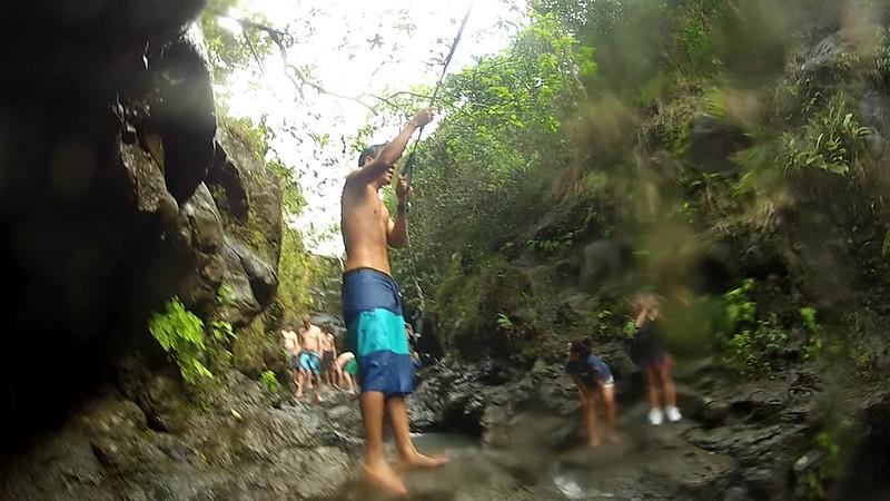 Hawaii - Manana Falls Video-14.MP4