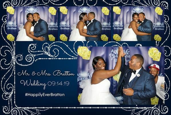 Bratton Wedding