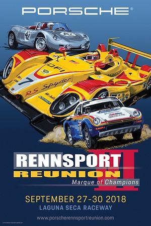 Rennsport Reunion VI 2018