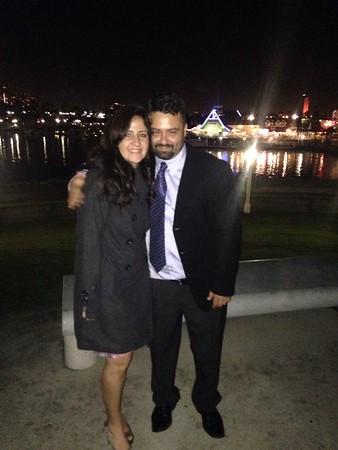 Rehersal and Civil Wedding