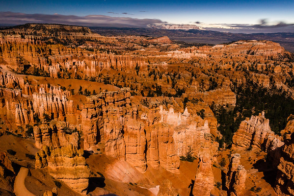Bryce Canyon & surrounding areas