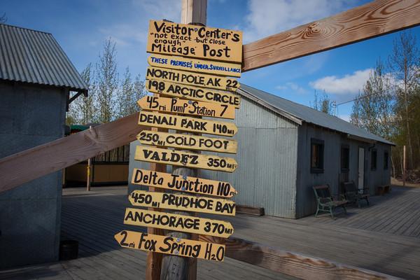 Gold Dredge 8, Fairbanks, Alaska