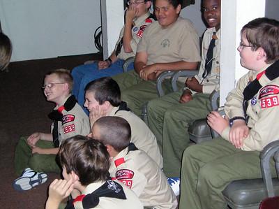 Troop Meeting - Sep 12