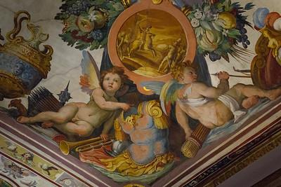 Italy Day 5: The Uffizi, from Via Dei Tavolini