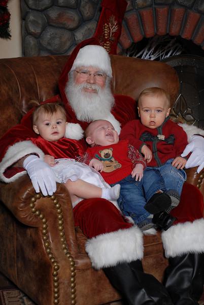 Xander's First Christmas
