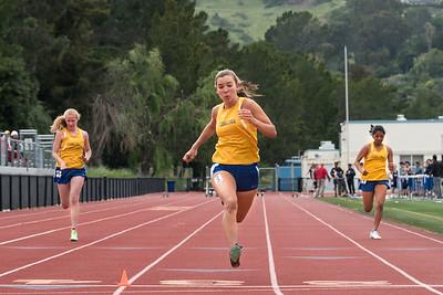 Terra Linda Track vs Justin-Siena