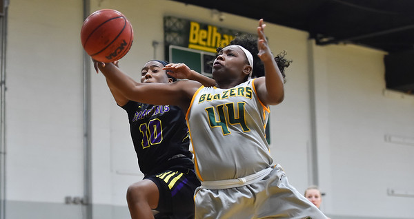2017 BU Womens Basketball vs Hardin Simmons