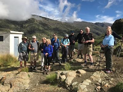 Camino Ways Walking Alpujarras May 2017