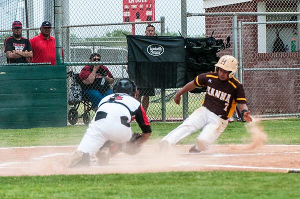 May 14, 2016 - Baseball - Hanna vs Palmview - Game 2_LG