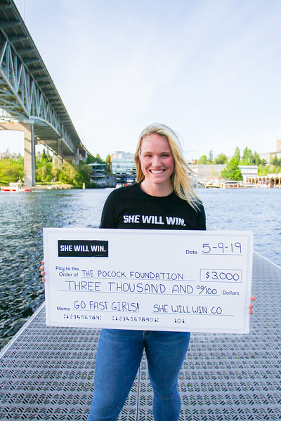 She Will Win Donation