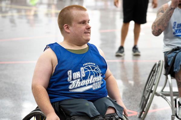 2021 Shootout - Wheelchair Basketball Tournament