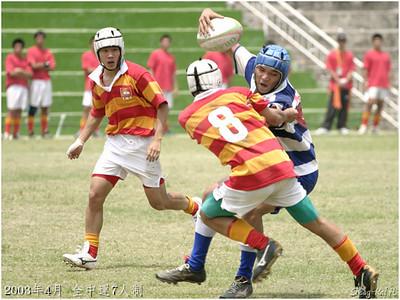 2003年全國中等學校運動會7人制(National Mid-highschool Athletic Games-Rugby 7s)